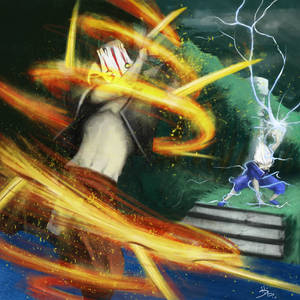 Zeus vs Juggernaut