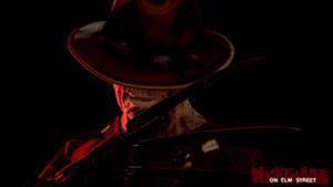 Freddy Krueger Model And Lightning Test