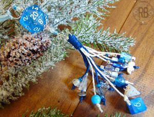The Frost Sprite's Tassel Ornament