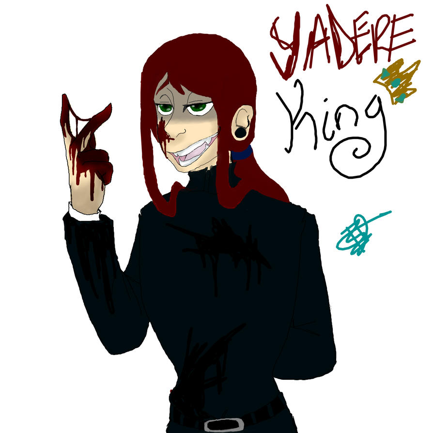 YANDERE King by TotallyLogical