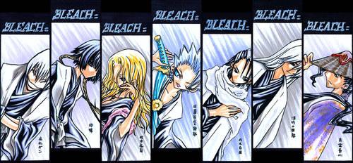 BLEACH: bookmark set by MakotoShinki