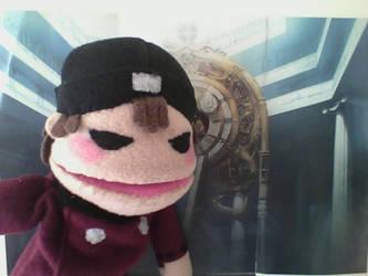 Persona 3 Puppet Pal: Shinjiro by rollanberry