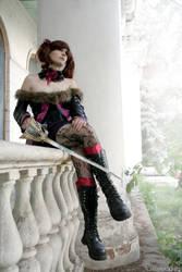 Soul Calibur: Amy Sorel-6 by Katana-the-Grey