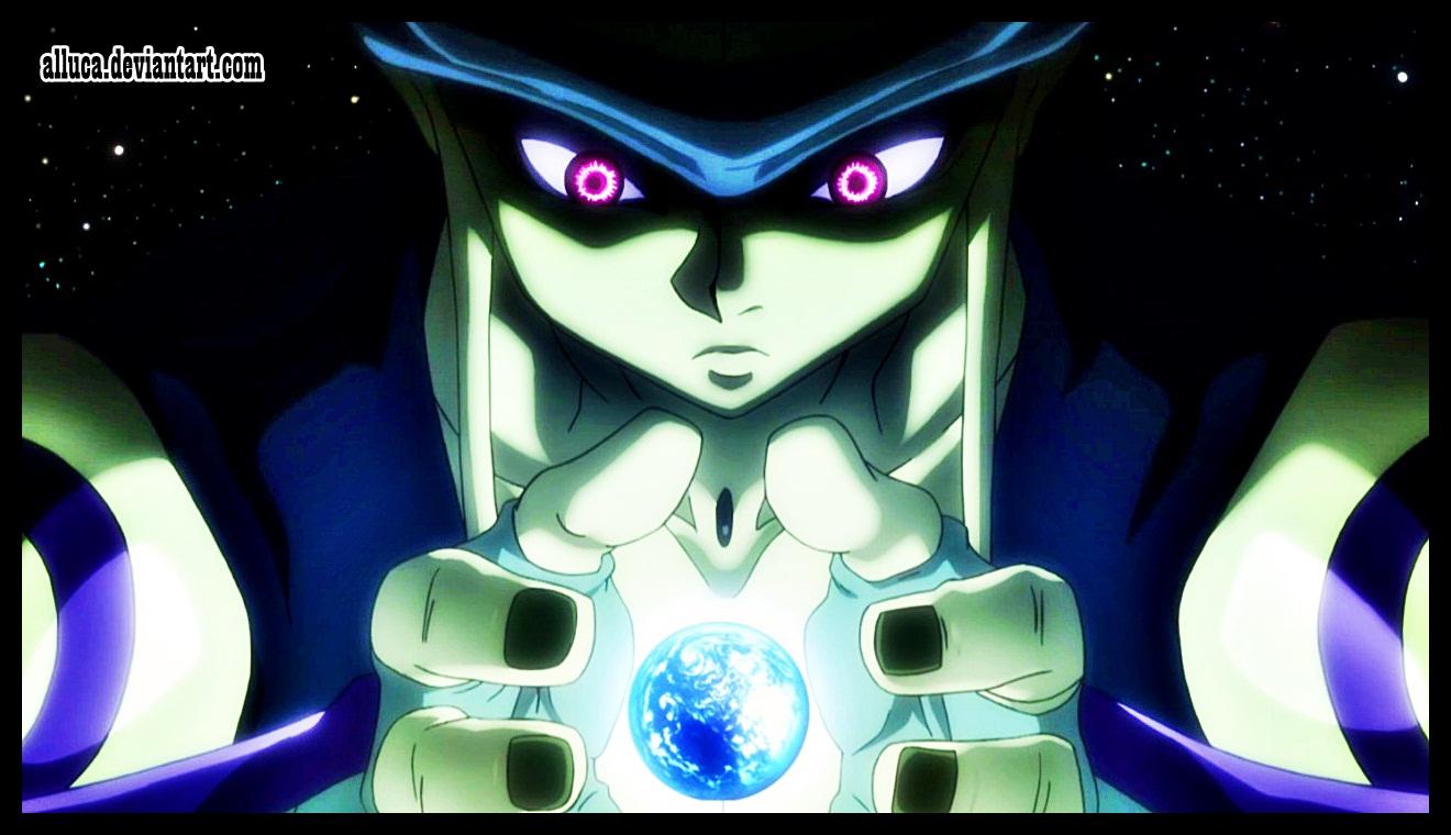 Top 7 de vos meilleurs méchants de manga/anime Meruem_by_alluca-d7ih1bl