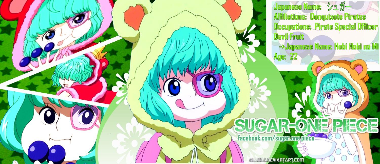 Sugar One Piece Cover by Alluca on DeviantArt