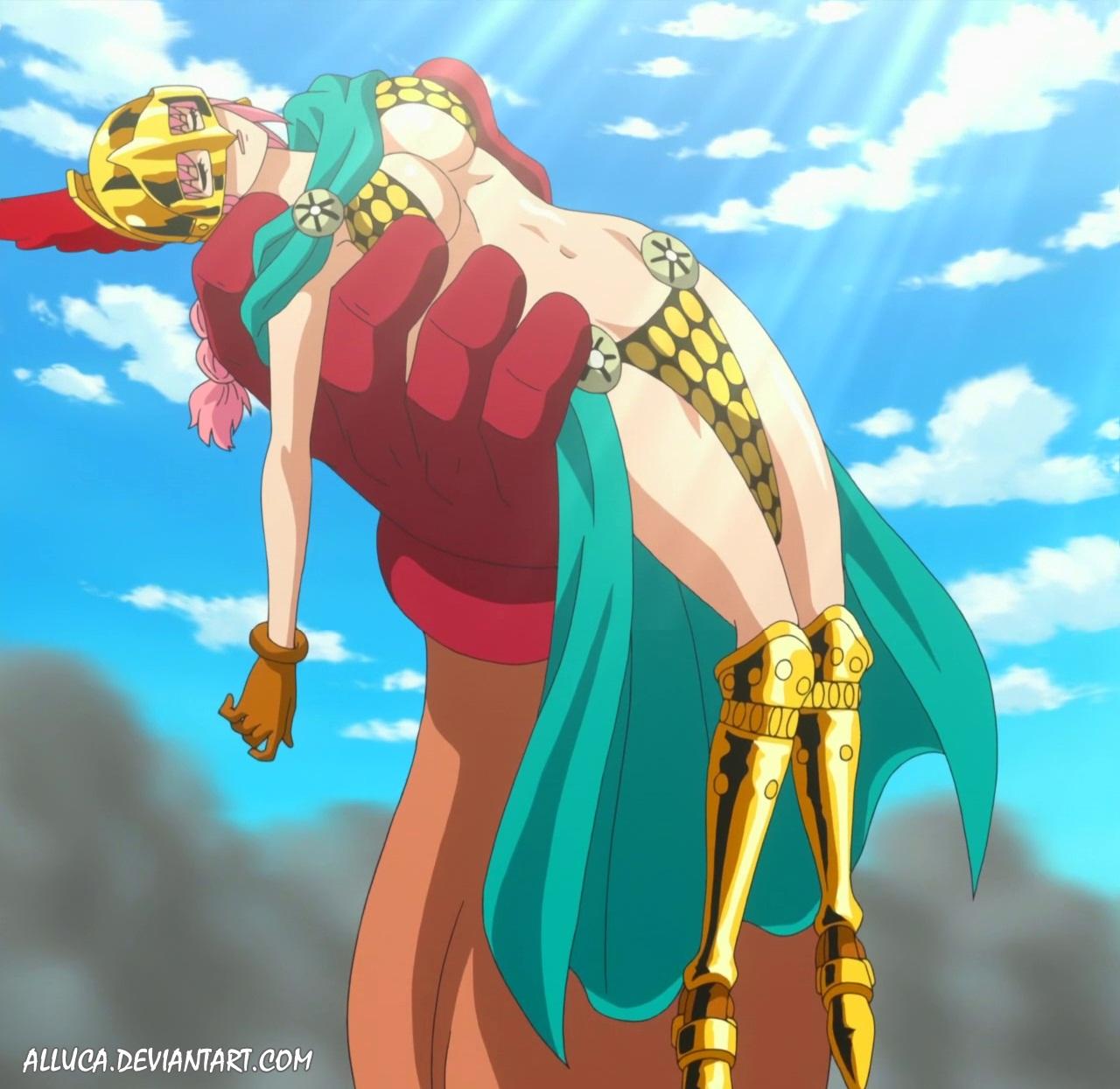 Rebecca One Piece