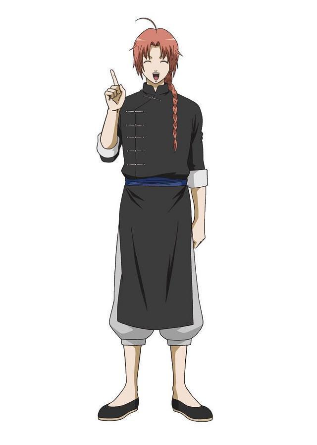 Kamui Yato - Gintama by Alluca on DeviantArt