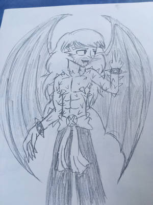 Incubus Emory  by TheHippyGeekEmo