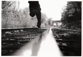 Railroad Runner by machina52