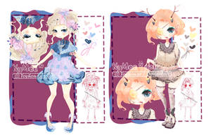 [AUCTION] Semi Cheebs @.@ [OPEN] by KyMee-yah