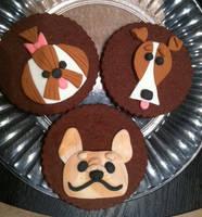 Dogcookies by warpywoof