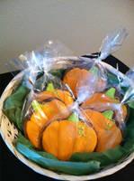 Pumpkins by warpywoof