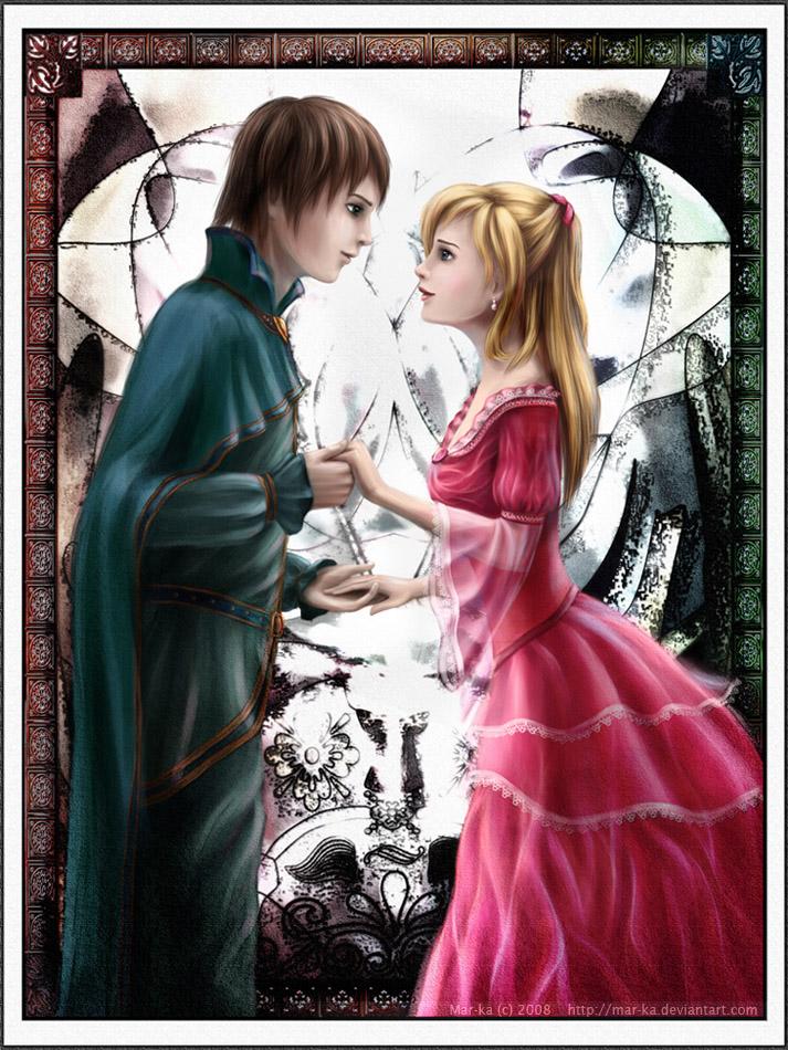 Fairy tale by Mar-ka
