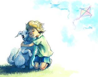 Friends by Mar-ka