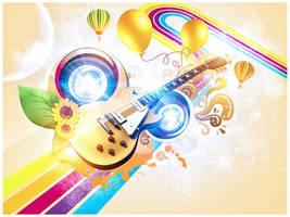 colour harmony by jaxpc