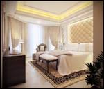 bedroom classic style