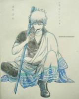 Gintama: Sakata Gintoki by ShokoraMomo