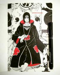 Naruto Shippuuden: Uchiha Itachi by ShokoraMomo