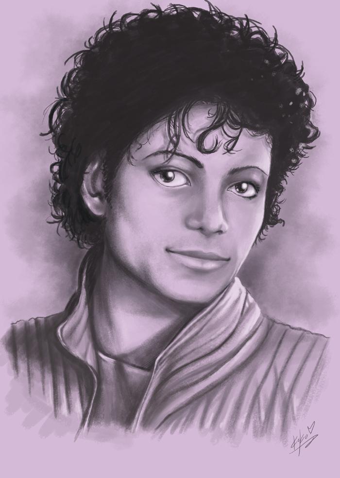 To Michael Jackson R.I.P by Kaoruyagi
