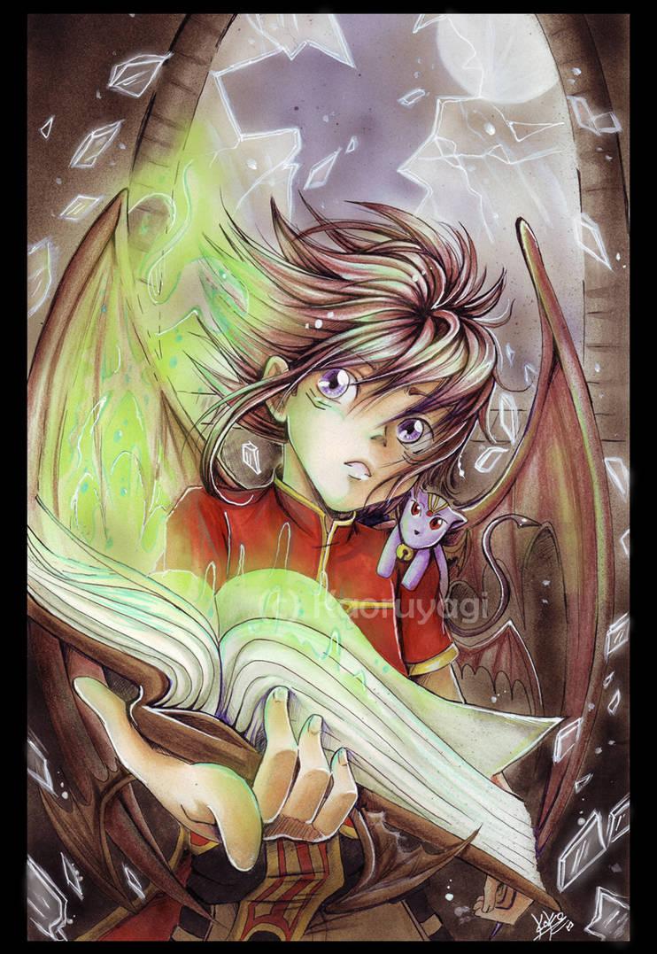 Grimoire by Kaoruyagi