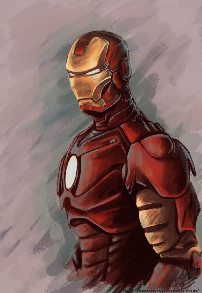 Iron Man by Kaoruyagi
