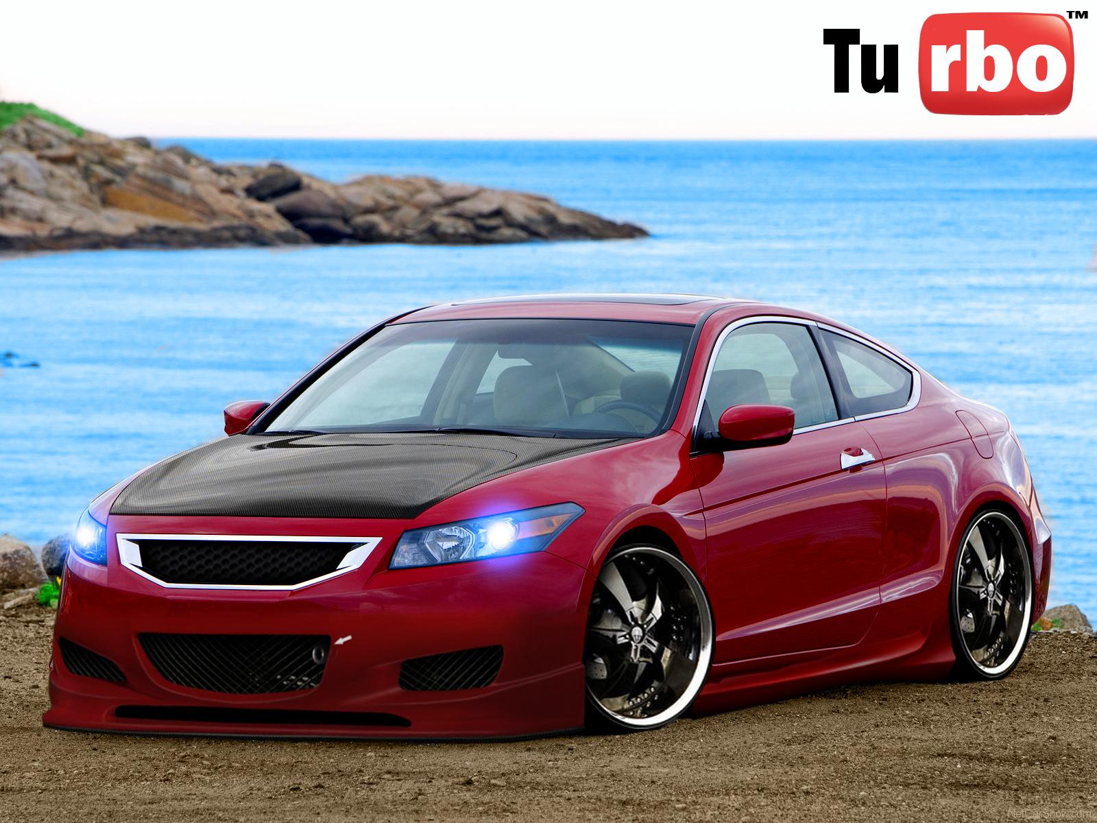 2009 Honda Accord Coupe Photo   5