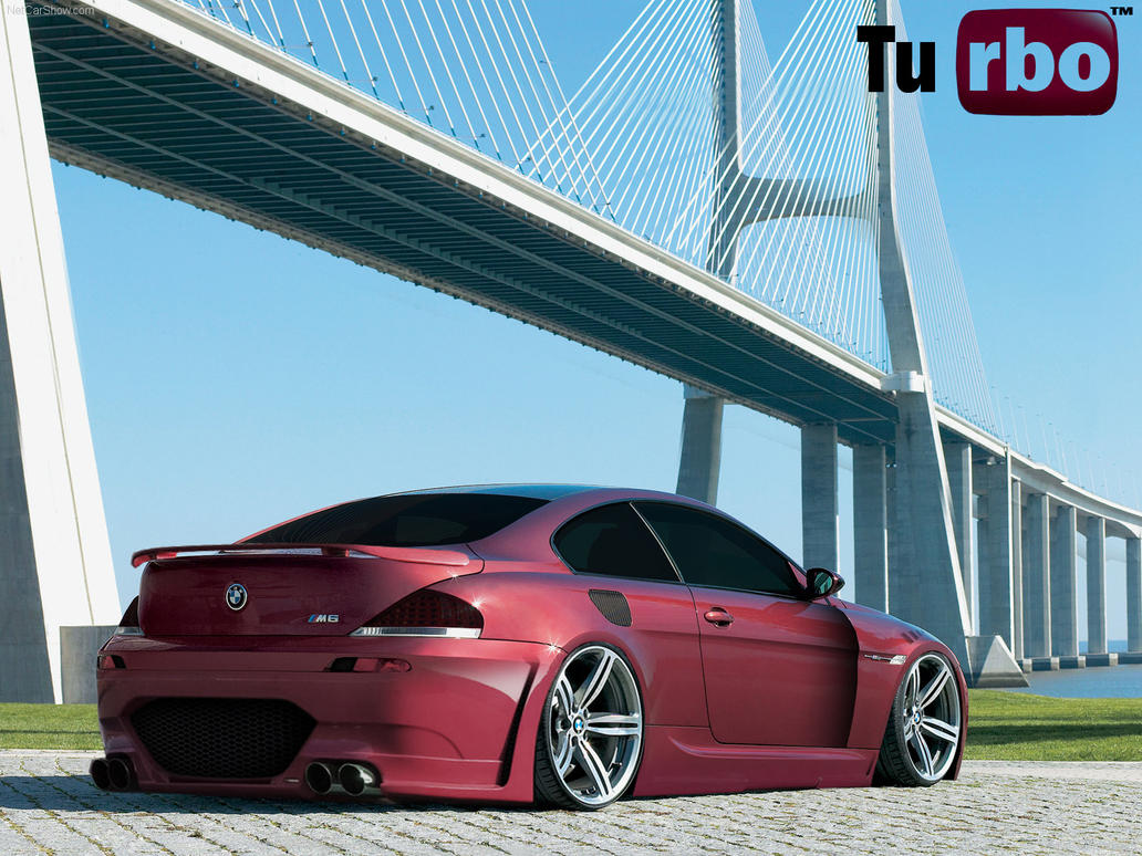 bmw m6 tuning by turkiye2009 on deviantart. Black Bedroom Furniture Sets. Home Design Ideas