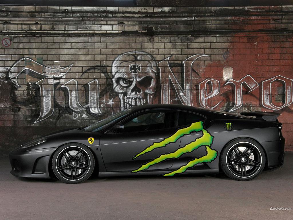 Ferrari Monster Wallpaper > Car Ferrari Wallpapers > Car Wallpapers