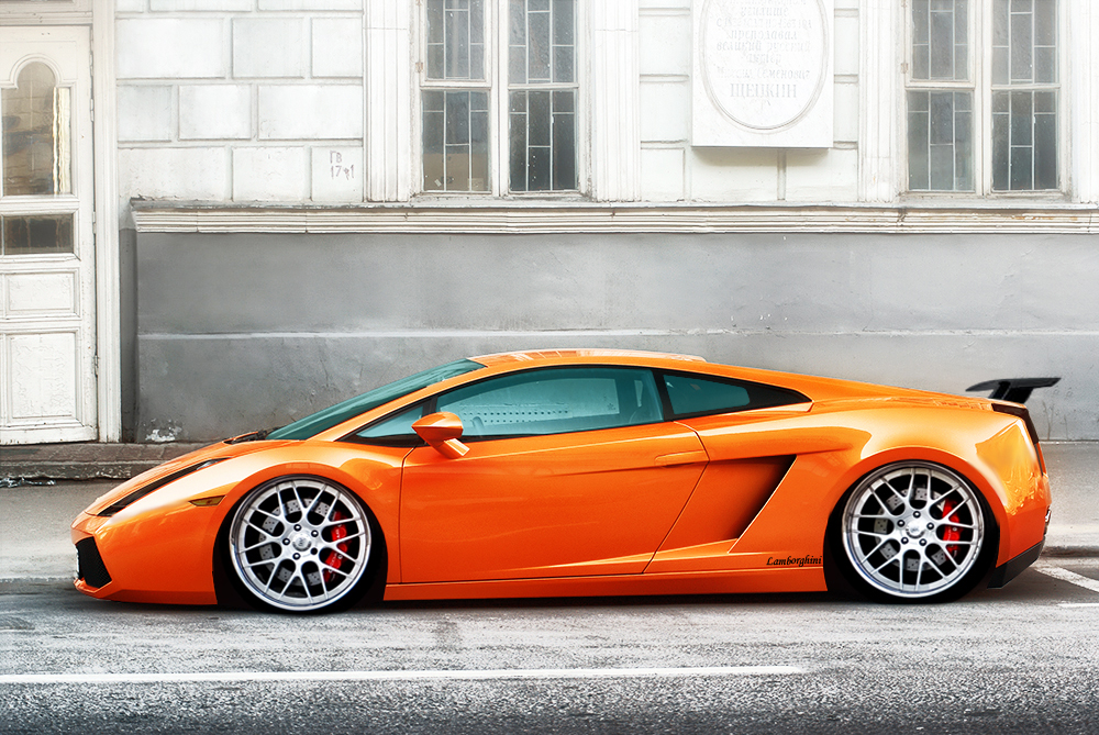 Lamborghini Gallardo by turkiye2009