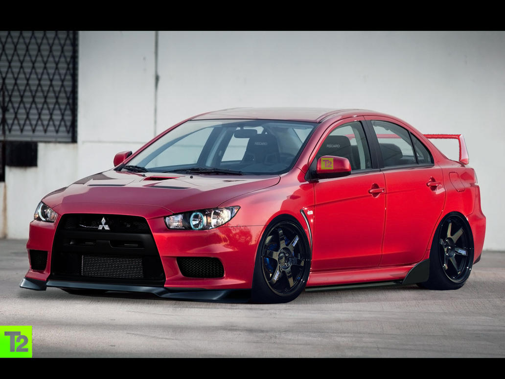 Mitsubishi Lancer Evolution Gsr By Turkiye2009 On Deviantart
