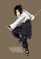Sasuke Strikes by BuD-bUd