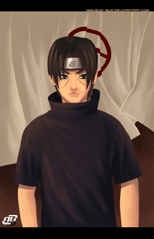 Itachi: Before  the Masacre by BuD-bUd