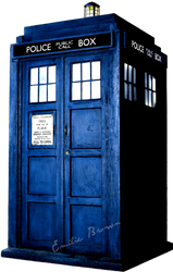 TARDIS PNG