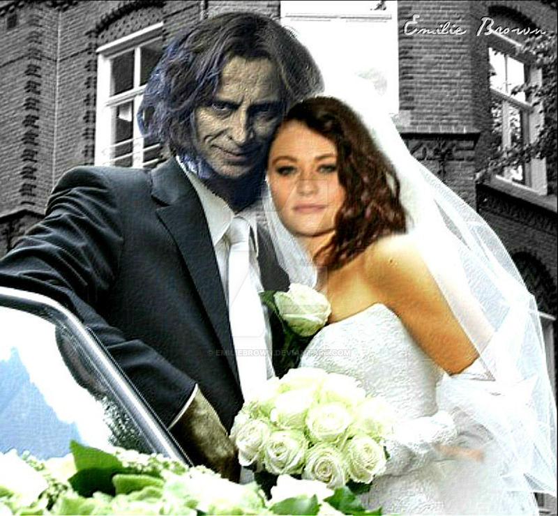 Rumbelle Wedding Manip by EmilieBrown on DeviantArt
