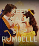 Keep Calm and Ship Rumbelle