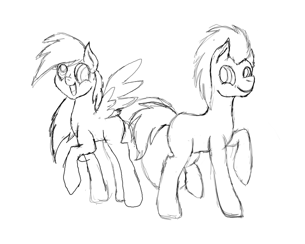 Doctor whooves coloring page coloring pages for Derpy hooves coloring pages