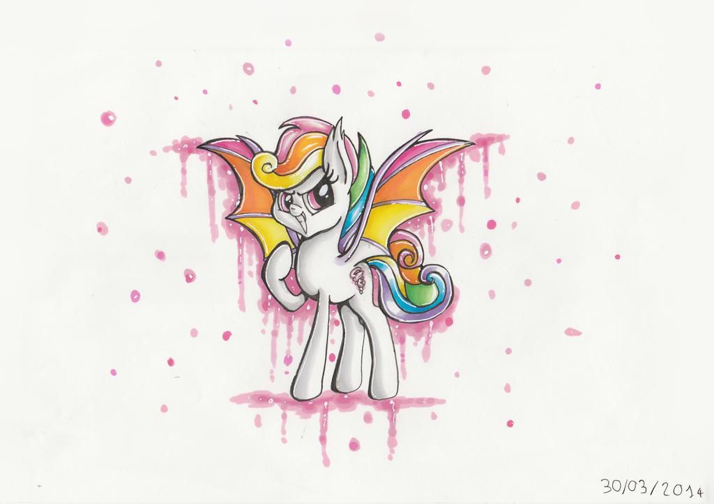 Spectral Twirl by PumpkinKikile