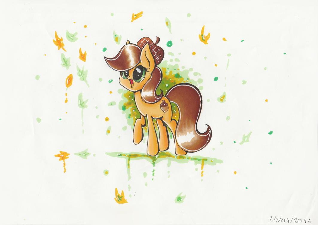 Commission : Autumn Breeze by PumpkinKikile