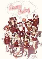 Kejhia's Secret Santa by Kai-Yan
