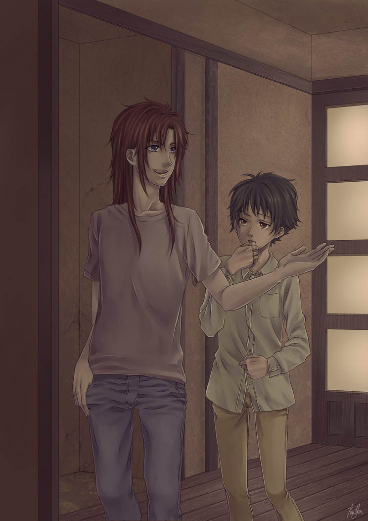 COMM : Hiro and Suguru