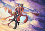 Guilty Crown - Departures by Kai-Yan