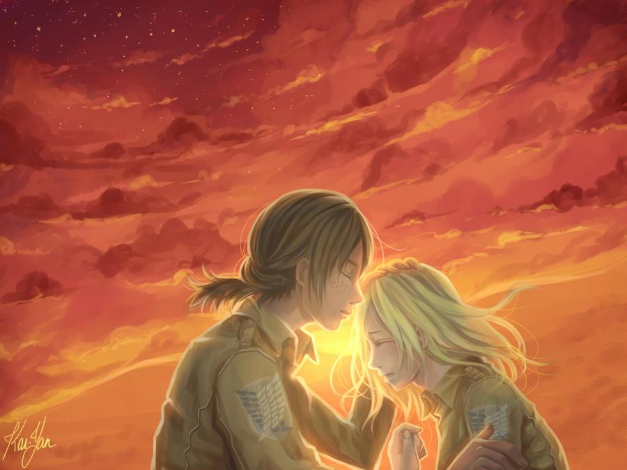 Shingeki no Kyojin : Our Promise by Kai-Yan