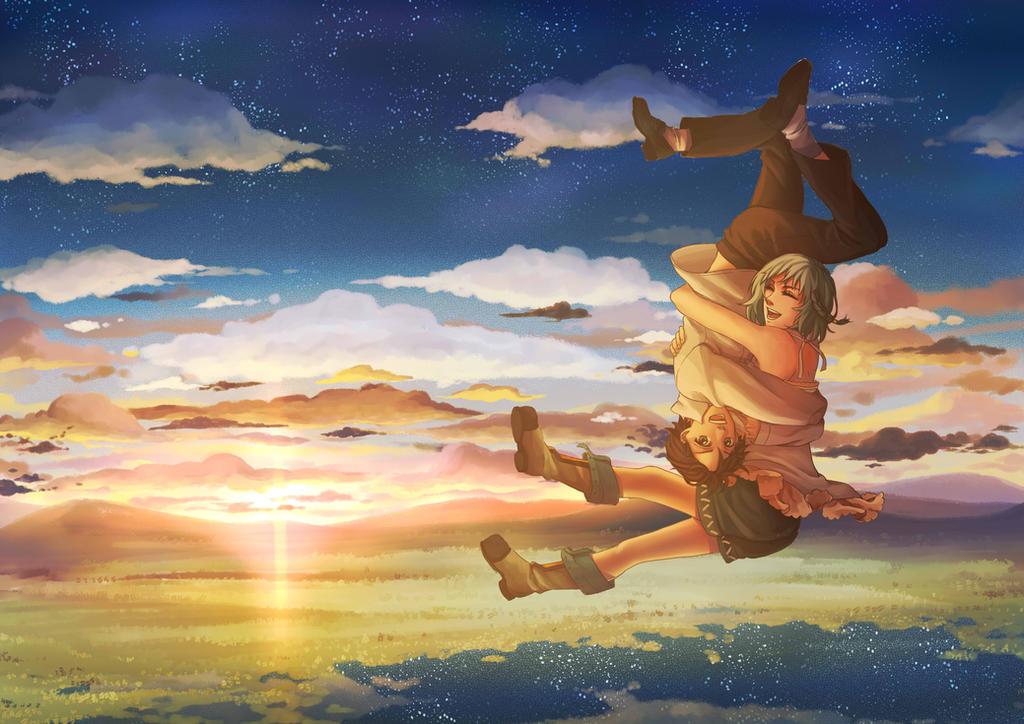 Inverted World by Kai-Yan