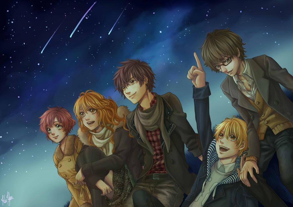 Falling Star by Kai-Yan