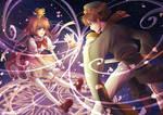 Sakura vs Syaoran