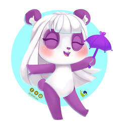 Aishi the Panda