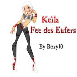 Keila Fee des Enfers by Rozy10