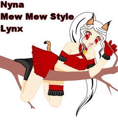 Nyna MewMew Style - Lynx by Rozy10