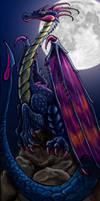 Moonlight dragon