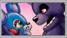 BonniexToy Bonnie stamp by xXXMizanXXx